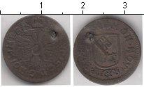 Изображение Монеты Бремен 1 гротен 1759 Серебро