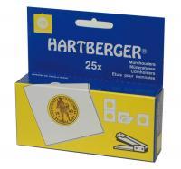 Изображение Аксессуары для монет На степлер Рамки для монет HARTBERGER® 53 mm (8331053) 0