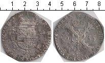 Изображение Монеты Испания 1 патагон 1635 Серебро  Люксембург