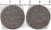 Изображение Монеты Брауншвайг-Вольфенбюттель 1/12 талера 1700 Серебро VF