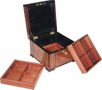 Изображение Аксессуары для монет Кабинеты для монет Ящик для монет и часов 0   лакированное изделие