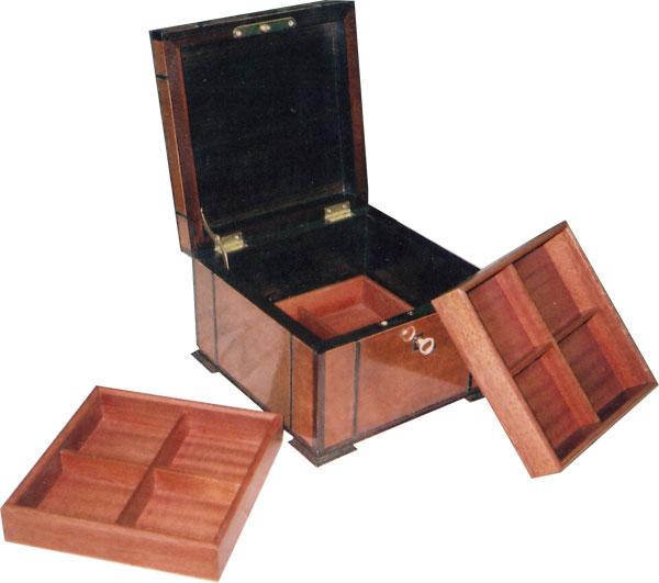 Картинка Аксессуары для монет Кабинеты для монет Ящик для монет и часов  0