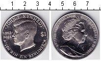Изображение Мелочь Виргинские острова 1 доллар 2003 Медно-никель UNC-