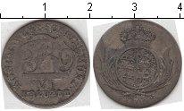 Изображение Монеты Вюртемберг 6 крейцеров 0 Серебро
