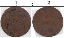Изображение Монеты Гессен-Дармштадт 1 пфенниг 1804 Медь  RF