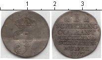 Изображение Монеты Мекленбург-Шверин 1 шиллинг 1767 Серебро