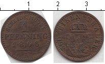Изображение Монеты Пруссия 1 пфенниг 1866 Медь XF