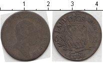 Изображение Монеты Бавария 6 крейцеров 1809 Серебро