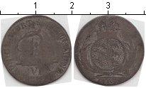 Изображение Монеты Вюртемберг 6 крейцеров 1807 Серебро