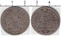 Изображение Монеты Гамбург 4 шиллинга 1727 Серебро
