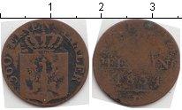 Изображение Монеты Пруссия 1 пфенниг 1834 Медь  D