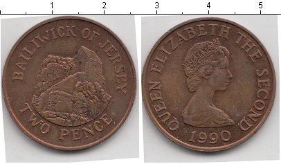 2 пенса 1992 великобритания - нумизматика