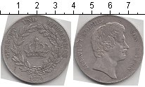 Изображение Монеты Бавария 1 талер 1830 Серебро  Людвиг I