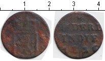 Изображение Монеты Нидерландская Индия 1/4 стюбера 1826 Медь