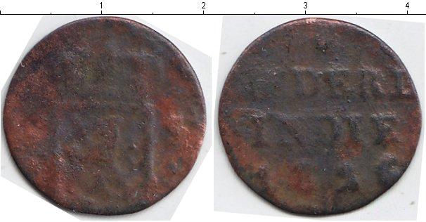 Картинка Монеты Нидерландская Индия 1/4 стюбера Медь 1826