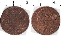 Изображение Монеты Нидерландская Индия 1 дьюит 1765 Медь VF