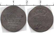 Изображение Монеты Гессен-Кассель 1 альбус 1770 Серебро  FU