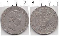 Изображение Монеты Брауншвайг-Вольфенбюттель 1 талер 1838 Серебро  Вильгельм