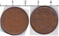 Изображение Монеты Мозамбик 50 сентаво 1973 Медь XF