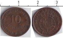 Изображение Монеты Мозамбик 10 сентаво 1960 Медь
