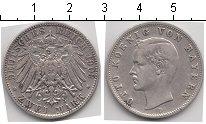 Изображение Монеты Бавария 2 марки 1903 Серебро  Отто