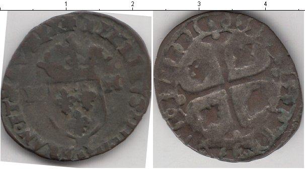 Картинка Монеты Франция 1 доузаин Серебро 0