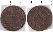 Изображение Монеты Франция жетон 1778 Медь
