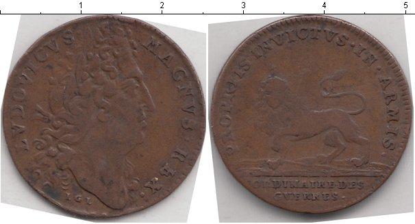 Картинка Монеты Франция жетон Медь 0