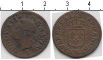 Изображение Монеты Франция не определен 1786 Медь VF Луис XVI