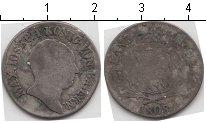 Изображение Монеты Бавария 6 крейцеров 1808 Серебро