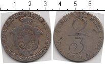 Изображение Монеты Мекленбург-Шверин 2/3 талера 1808 Серебро  Фридрих Франц