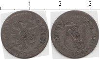 Изображение Монеты Германия Бремен 1 гротен 1755 Серебро