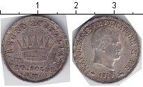Изображение Монеты Италия 10 сольди 1811 Серебро VF KINGDOM OF NAPOLEON