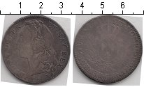 Изображение Монеты Франция 1 экю 1711 Серебро VF Луи XV