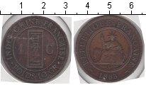 Изображение Монеты Индокитай 1 цент 1885 Медь  A