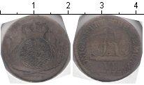 Изображение Монеты Германия Вюртемберг 6 крейцеров 1918 Серебро VF