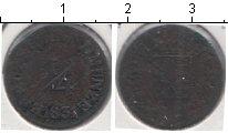 Изображение Монеты Германия Саксен-Майнинген 1/4 крейцера 1831 Медь