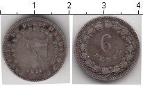 Изображение Монеты Великобритания 6 пенсов 1811 Серебро