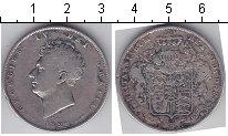 Изображение Монеты Великобритания 1/2 кроны 1826 Серебро VF Георг IV