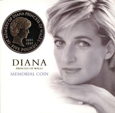 Изображение Подарочные монеты Великобритания Мемориальная монета 1999 Медно-никель UNC Монета мемориальная