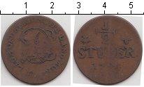 Изображение Монеты Юлих-Берг 1/2 стюбера 1794 Медь