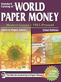 Изображение Книги о монетах Нумизматика Краузе 2016, Стандартный каталог бумажных денег мира, Современные выпуски с 1961 года по настоящее в 0