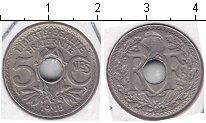 Изображение Мелочь Франция 5 сантимов 1917 Медно-никель VF