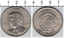 Изображение Мелочь Либерия 10 долларов 2000 Медно-никель UNC-
