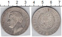 Изображение Монеты Саксен-Веймар-Эйзенах 1 талер 1841 Серебро VF Карл Фридрих