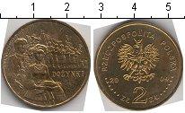 Изображение Мелочь Польша 2 злотых 2004 Медно-никель UNC- Дожинки
