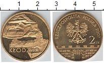 Изображение Мелочь Польша 2 злотых 2007  UNC-
