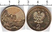 Изображение Мелочь Польша 2 злотых 2010  UNC-