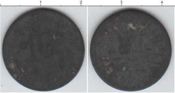 Картинка Монеты Франция 10 сантим  0