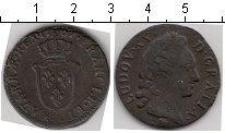 Изображение Монеты Франция 1 соль 1767 Медь  Людовик XV